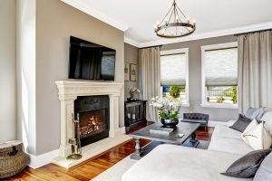 Fireplace Flue vs. Fireplace Damper: What Homeowners need to know