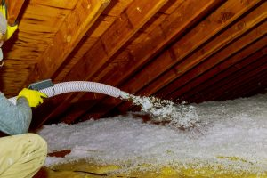 Read more about the article Is Blown-In Insulation Cheaper Than Rolls?