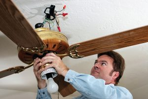 Why Is The Ceiling Fan Running Slow? [5 Problems and How to Fix them]