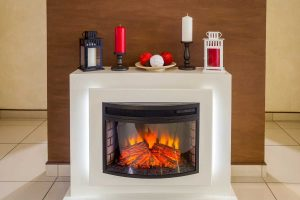 Read more about the article Does An Electric Fireplace Give Off Heat?