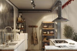 When Should You Use A Kitchen Chimney?