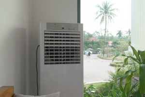 Read more about the article Can You Put Ice In An Evaporative Cooler?