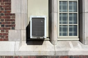 Should A Window Air Conditioner Be Tilted?